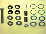 Trunnion bush and bolt kit - all models