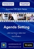 Agenda Setting (Essential CBT Skills Series) - 1 CPD Hour
