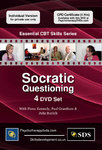 Socratic Questioning (Essential CBT Skills Series) - 4 DVD Set - 4 CPD Hours