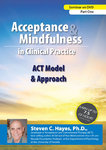 Acceptance & Mindfulness in Clinical Practice: ACT Model & Approach - 4 DVD Set - 6 CPD Hours