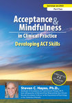 Acceptance & Mindfulness in Clinical Practice: Developing ACT Skills - 4 DVD Set - 6 CPD Hours