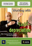 Working with Self-depreciation with Windy Dryden - 2 CPD Hours