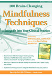 100 Brain-Changing Mindfulness Techniques - 3 DVD Set - 6 CPD Hours