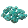 Turquernite large blue magnesite tumble stone