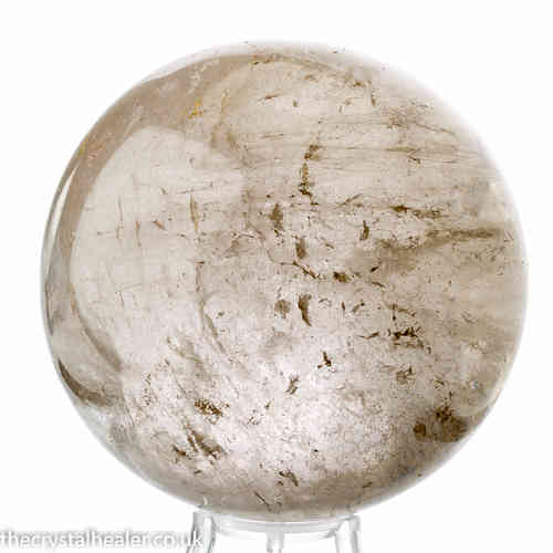 Quartz crystal ball 02