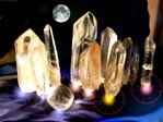 Crystal New Moon Meditation Workshop - April 23