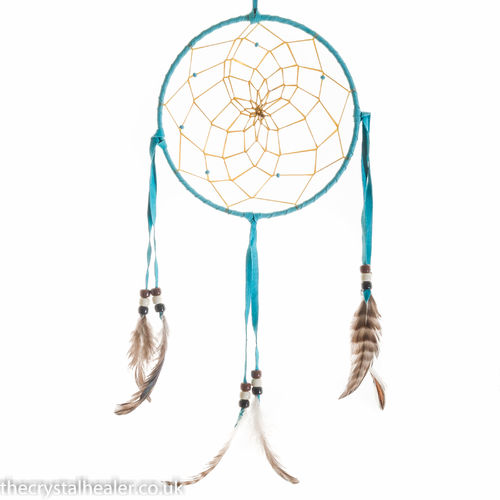 "6"" Dream Catcher Turquoise"