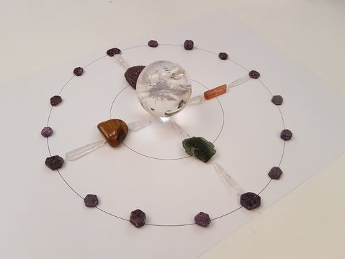 Crystal Grids Workshop with Philip Permutt Oct 30 St Albans