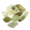 Calcite green crystal small